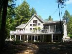 Beautiful Lakefront home in Bridgton, Maine