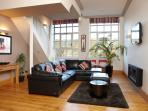 Stunning luxury 2bed apartment Salts Mill Saltaire