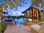 3 Bedrooms | Paddy View Villa Bali