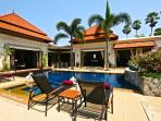 Thailand, Phuket, Laguna: Private 4 Bedroom Courtyard Villa near Laguna