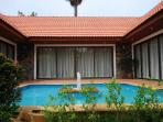 Beach House with Large Living Room at Sam Roi Yot