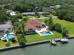 Sarasota Water Front Pool Home W/ Dock