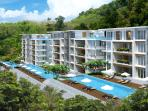 Pool Access Condo Patong - Kamala Water Falls