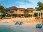 Sugar Bay Villa, Discovery Bay, Jamaica - Absolute Waterfront Villa, Pool, Waterfront Gazebo
