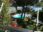 Apt Timone Breathtaking View and Pool.Rapallo