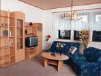 Vacation Apartment in Floh-Seligenthal - 915 sqft, quiet, comfortable, friendly (# 5000)