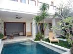 Bali Villas R us - Seminyak trendy new villa idea for 5 guests