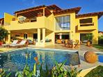 Astounding 4 Bedroom Villa with Private Whirlpool & Swimming Pool in Punta Mita