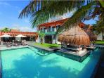 6 Bedroom Beachfront Villa in Puerto Morelos