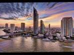 New 2BR Deluxe @ THE RIVER Bangkok!