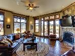 Pronghorn Luxury Tuscan Villa on Golf Course