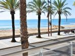 Apartment for 8 persons near the beach in Salou