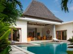 GREAT LOCATION, SUPERB 2 BEDROOM LEGIAN VILLA