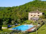 Secluded 17th Century Tuscan Villa