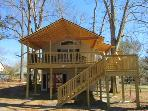 Tree House - Black Mountain Vacation Rentals