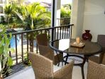 Pacifico L210 - Charming Pacifico One Bedroom Condo Overlooking Pool