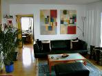 Vacation Apartment in Oberhausen - 721 sqft, parking space included, great views (# 572)