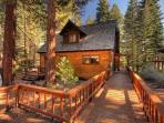Jerves North Tahoe Vacation Rental Cottage