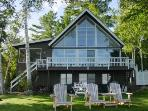 Beautiful House with 3 Bedroom & 2 Bathroom in Moultonborough (522)