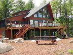 Ideal 4 BR, 4 BA House in Moultonborough (533)