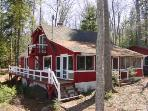 Moultonborough 6 Bedroom/4 Bathroom House (405)