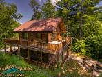 Black Bear Pond Cabin