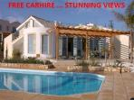 Villa Thalassa 3 bed with PVT pool FREE CAR  HIRE