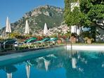 Large Villa Positano Amalfi Coast with Sea access.