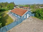 Holiday house for 6 persons near the beach in North-western Funen