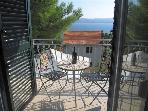 Apartment for 4 persons near the beach in Omis