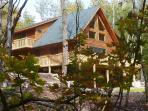 Rocky River Chalet - On Ausable River!