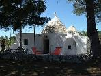 Traditional Trullo Ideal for Couples & Honeymoons