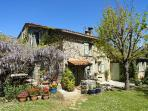 Charming old stonehouse with pool, Fayence. 6pers.