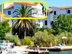 Brodarica, Dalmatia, studio apartman close to sea