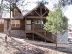 Willow Oak Lodge: 2 Bedroom, 2 Bath Stonebridge Resort Cabin