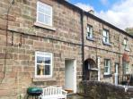 MOUNT PLEASANT, fantastic base, far-reaching views, end-terrace cottage near Cromford, Ref. 28762