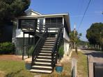 "Pawleys Perfect Rental ""Gardenia"" Steps to Beach"