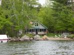 Chalet du Lac on Lake Pleasant