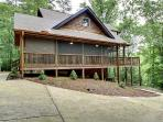 SERENITY NOW LODGE*2 BEDROOM/2 BATHROOM IN COOSAWATTEE RESORT~SLEEPS 6~SCREENED PORCHES~HOT TUB~GAS GRILL~FIRE PIT~PING PONG~FOOSEBALL~WIFI~ALL KINDS OF GAMES~$125/NIGHT