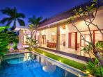 Villa Saudara2 -top location 50m to Seminyak Beach