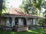 Traditional Javanese Beach House