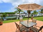 Lovely marina view at Kawama ~ Villa 13 Key Largo