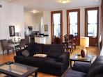 NYC Two Bedroom Loft in Union Square - Key 576
