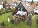 Vacation Apartment in Braunlage - 893 sqft, central, comfortable, cozy (# 4055)