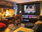 Incredible ski in/ski out Chalet Himalaya with heated pool and massage room