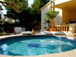 6 person villa in Port de Pollenca Mallorca SPAIN