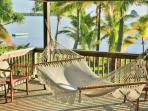 Happy Haole Hale - Cozy Bali-style Home w/ Amazing Mountain & Ocean views