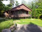 Up to 52 people, 28 Acres of Private land + Lake!