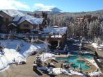 Grand Timber Lodge in Breckenridge, CO - Studio