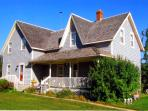 Stewart Harbourside Cottage - West Point PEI